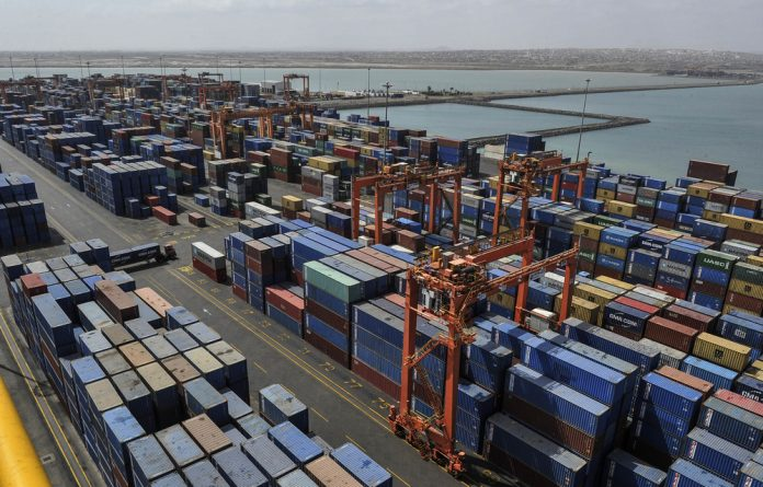 Djibouti's ports have become a prime location for geostrategic competition