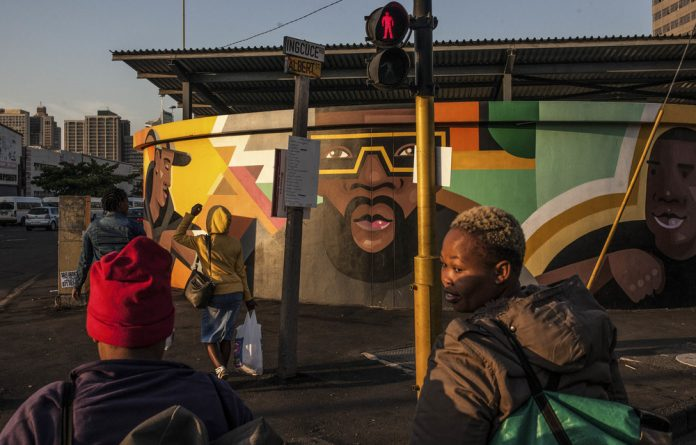 Double standards: South Africa has a very progressive Constitution that