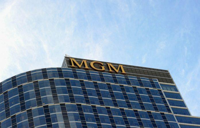 Three studios – MGM