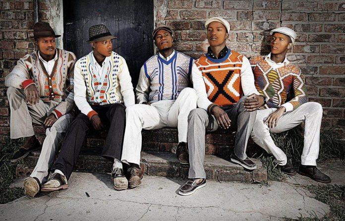 Designer Laduma Ngxokolo