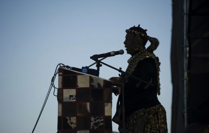 King Goodwill Zwelithini has demanded assurances from President Cyril Ramaphosa that land under ITB control will not be affected by government's plan to expropriate land without compensation