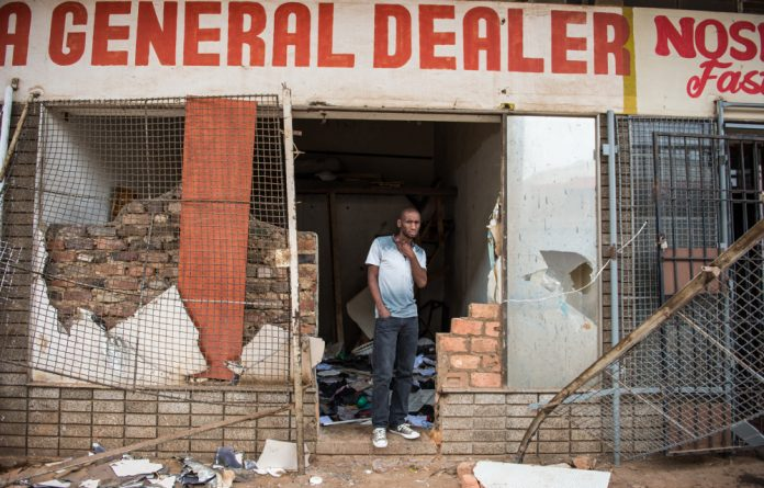 Vigilante-style attacks in Rosettenville targeted Nigerian-owned businesses and homes alleged to be drug dens and brothels.