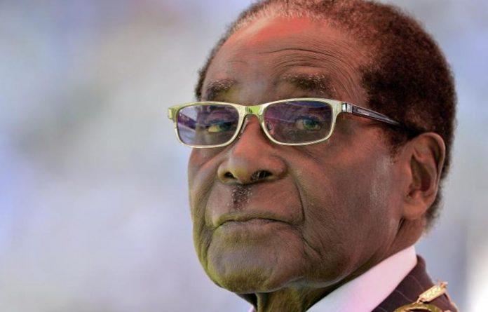 Mugabe presided over Zimbabwe's terminal decline
