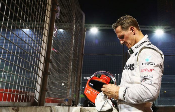 Michael Schumacher's retirement from Formula One was hardly fitting for a driver who has won more world titles and races than any other.