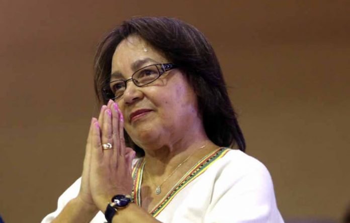 De Lille has thanked opposition parties in the city for saving her from the motion