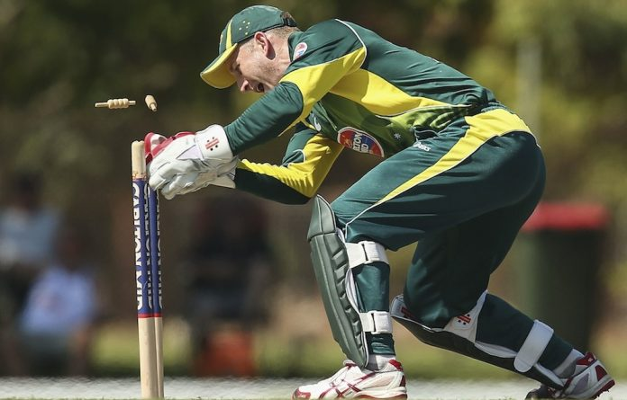 A purist: Australia have gone for their best wicketkeeper