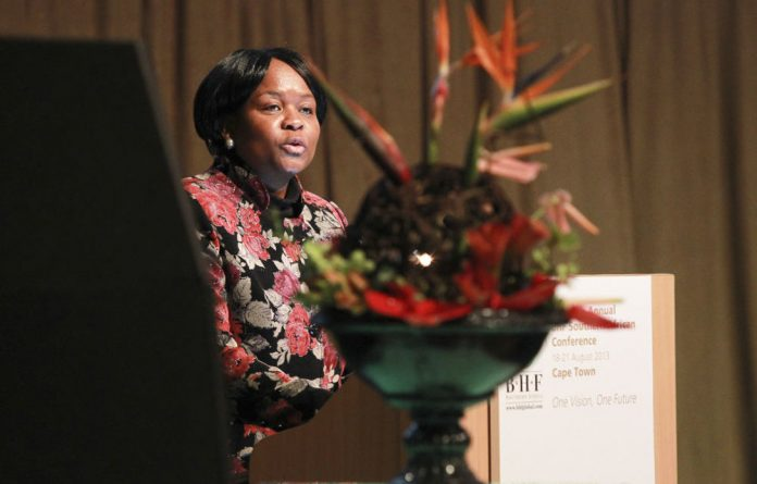 New Gauteng health MEC Gwen Ramokgopa speaks about the Life Esidimeni tragedy that claimed the lives of at least 94 mental health patients.