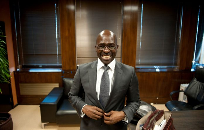 Malusi Gigaba says Standard & Poor's downgrade of South Africa to junk status is a setback.