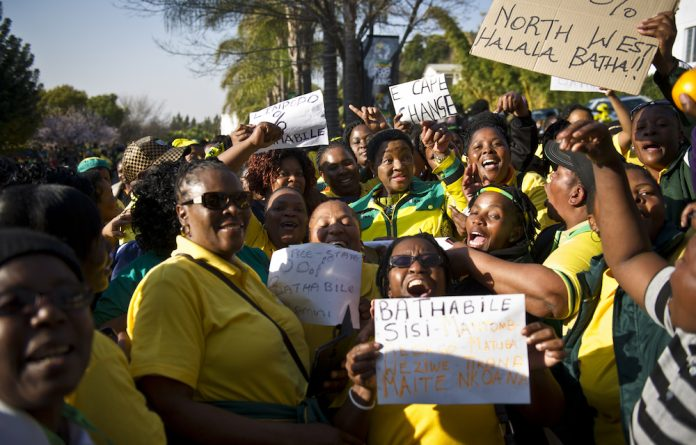 What a joke: Who needs men when the ANC Women's League is doing such a sterling job of attacking women?
