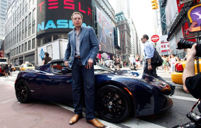 Elon Musk remains the poster boy for innovative South Africans