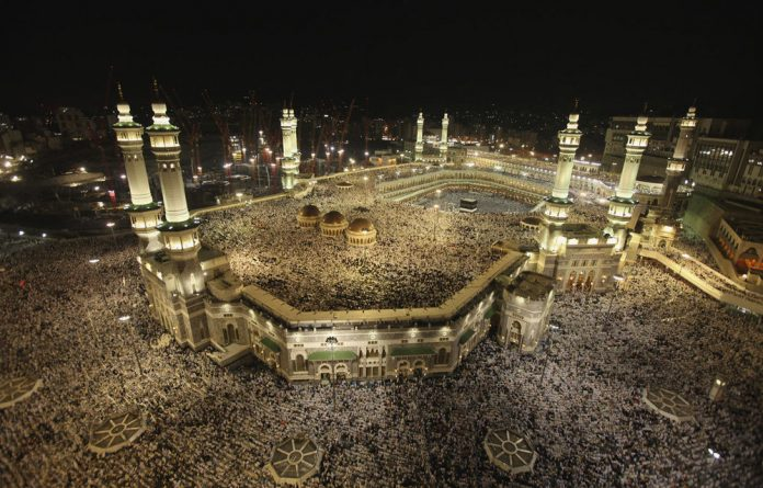 At least two million Muslims have descended on Mecca in Saudi Arabia thus far to perform the annual hajj pilgrimage -- a religious duty that every adult Muslim is expected to do once in their lives if they are able. The total anticipated number of pilgrims in Mecca this year is estimated to come to more than 3.4 million