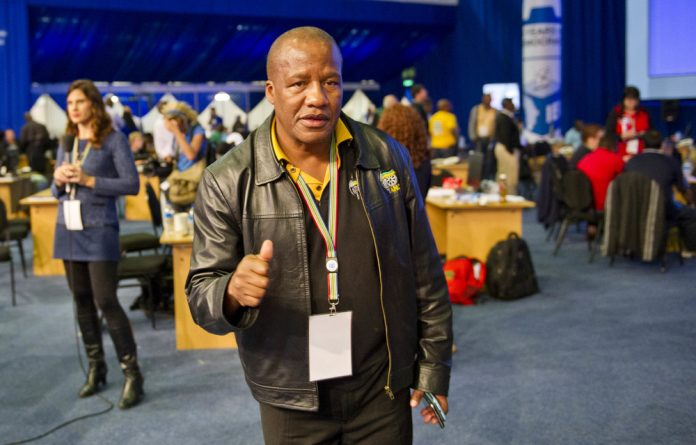 Former ANC spokesperson Jackson Mthembu has succeeded Stone Sizani as chief whip of the ANC. Photo: Gallo Images / Foto24 / Craig Nieuwenhuizen)