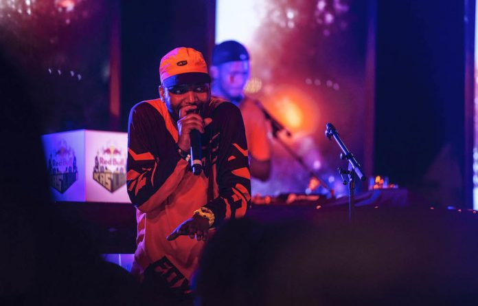OkMalumKoolKat performs at Red Bull Kas'Lami in Umlazi