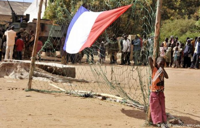 The new French president has the daunting task of reviewing policy on Africa as the former colonies still play a significant role in French national life.