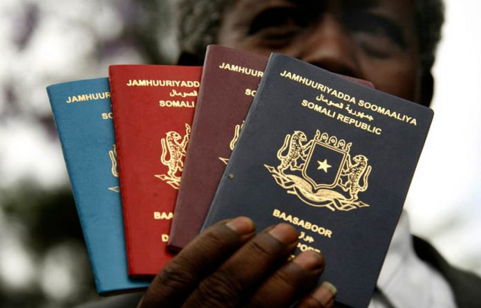 The African Union recommends that passports from individual countries in Africa be replaced with one document that can be used to travel anywhere in the continent.