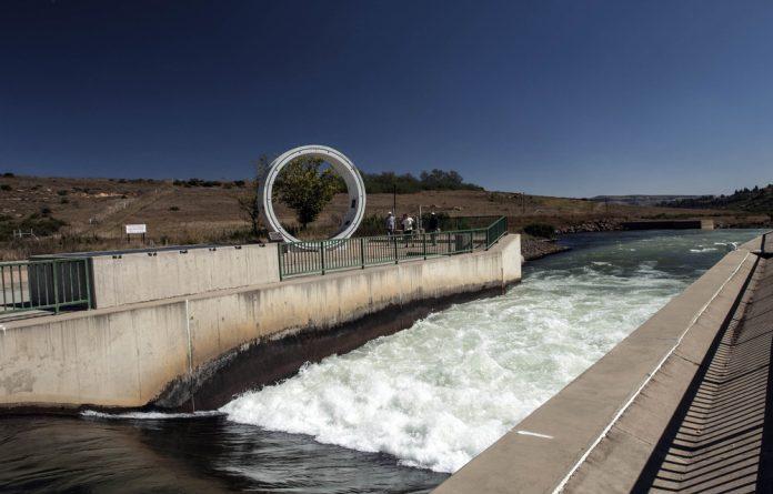 Thirsty times: Gauteng's reservoir dams