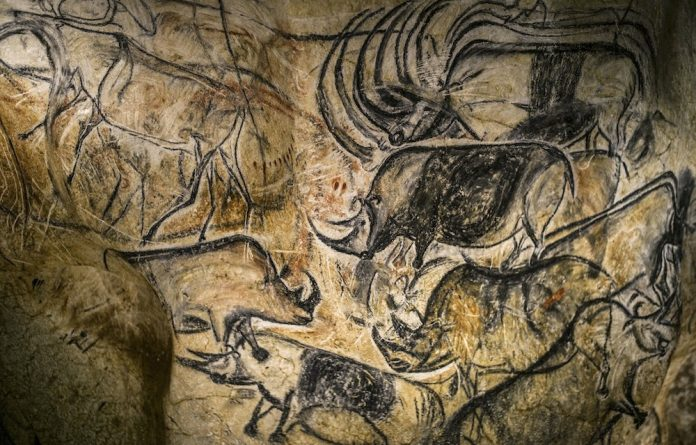 Sophisticated minds: The Neanderthals' cave in Southwest France contains signs of fire
