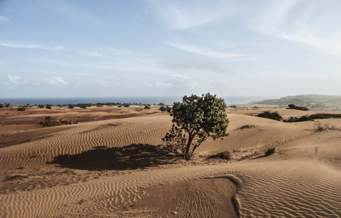 The residents of five villages are fighting off the mining of the Xolobeni dunes.
