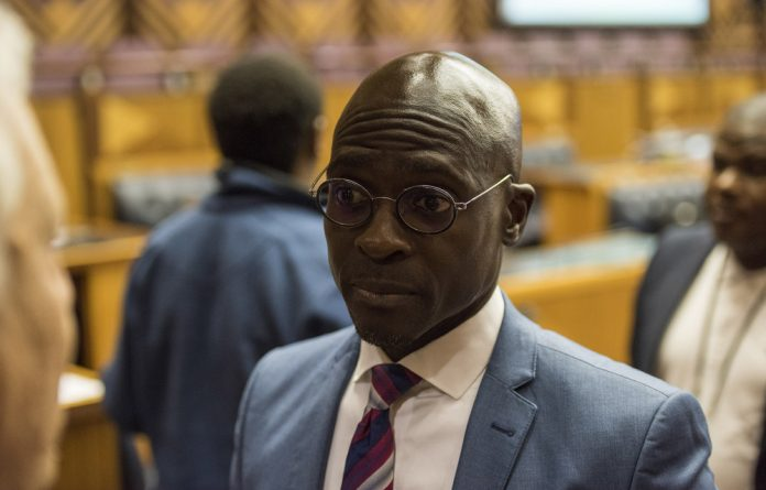 I am a member of the ANC in good standing. I do not deserve to be treated in this fashion, Malusi Gigaba