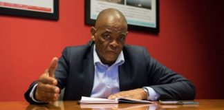 Misunderstood: Ace Magashule protests that his meeting in Durban with Jacob Zuma and other allies of the former president was to prepare for the general elections.