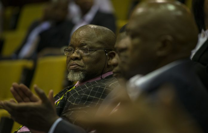 The consultations with communities took place through a nationwide roadshow held over three months by Gwede Mantashe and his officials. But this was still not enough.