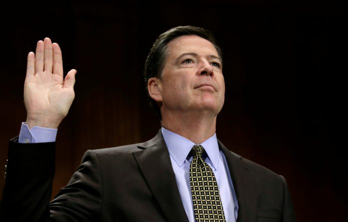 Comey had been leading an FBI investigation into allegations of Russian meddling in the 2016 US presidential election and possible collusion with Trump's campaign.