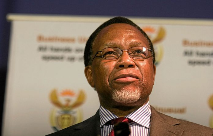 An entrepreneurship sub-committee on the Human Resources Development Council reports to Deputy President Kgalema Motlanthe.