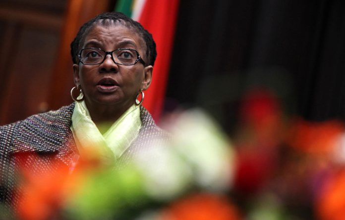 Mail & Guardian reader Jairam Reddy writes that Nomaindia Mfeketo
