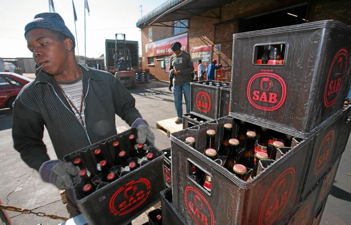 Independent distributors have accused SAB Miller of discrimination.