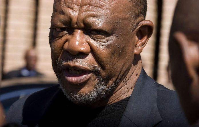 ANC stalwart Mongane Wally Serote