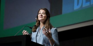 Talking about you and the loo: The Bill & Melinda Gates Foundation's latest annual letter was released Tuesday.