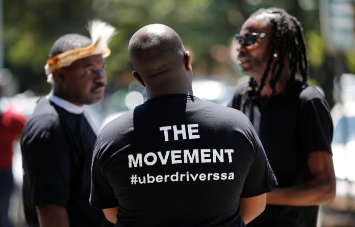 An organisation that advocates for the interests of Uber drivers