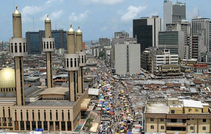 GDP revisions could see Nigeria overtake South Africa as Africa's powerhouse.