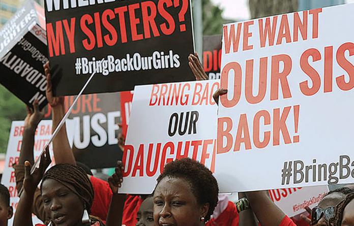 More than 200 girls were taken from their school in Chibok