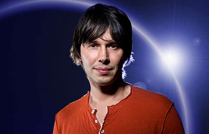 South Africa will see physicist Brian Cox's TV programme 'Human Universe' next year.