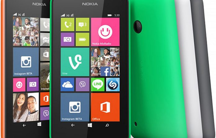 The Nokia Lumia 530 takes the laurels for the best smartphone under R3 000.