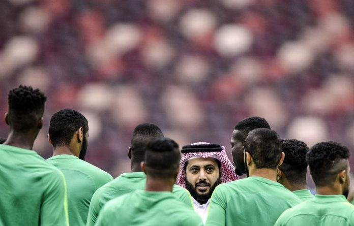 General Authority for Saudi Sport