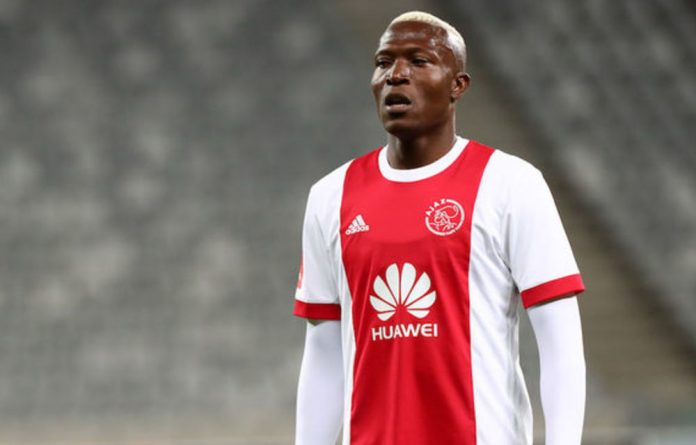 Ndoro was accused of violating Fifa regulations by playing for three clubs in one season.