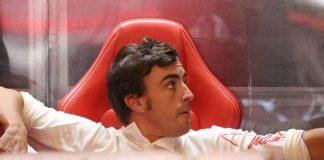 Ferrari's star driver Fernando Alonso.