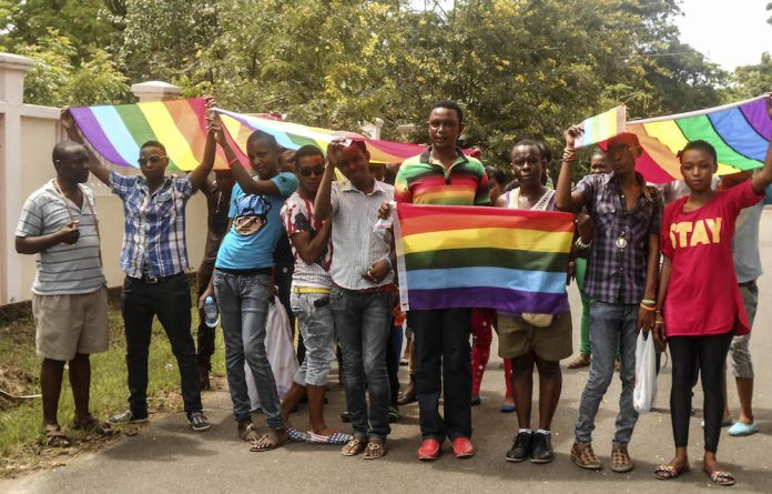 """Tanzania' LGBTI community: """"We're not going to hide. We're not scared"""