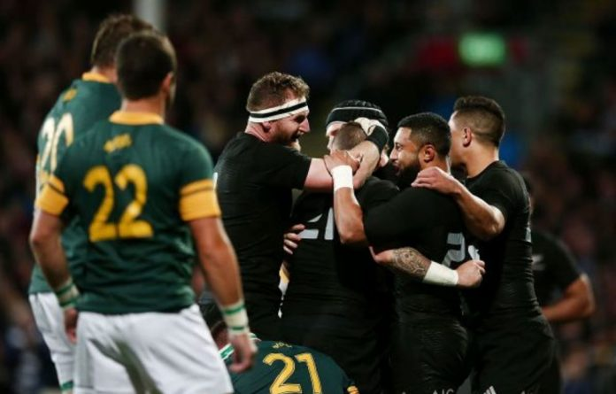 The Boks boast a core of excellent young players