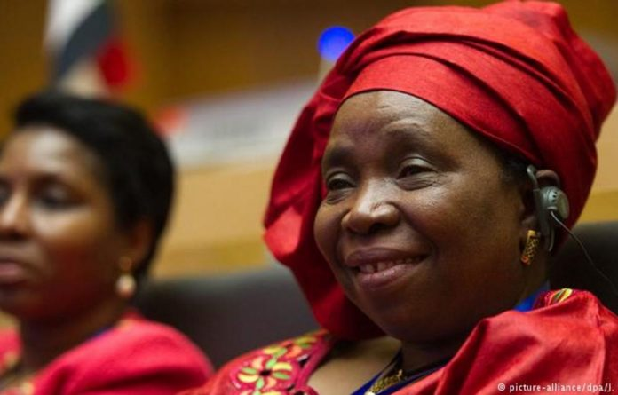Dlamini-Zuma was previously appointed to Cabinet in 1994 and has now been reappointed in September 2017.