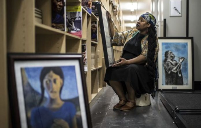 Music educator Nandipha Mnyani looks through the Samro Foundation archives in her search for renowned indigenous tunes.