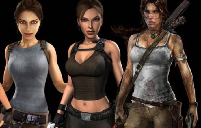 Lara Croft S Best Breasts Yet The Mail Guardian