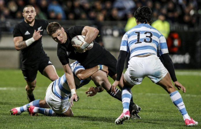 Beatable: The usually beyond-reach All Blacks appear to be going through a transitional period which will make their upcoming matches that much more interesting