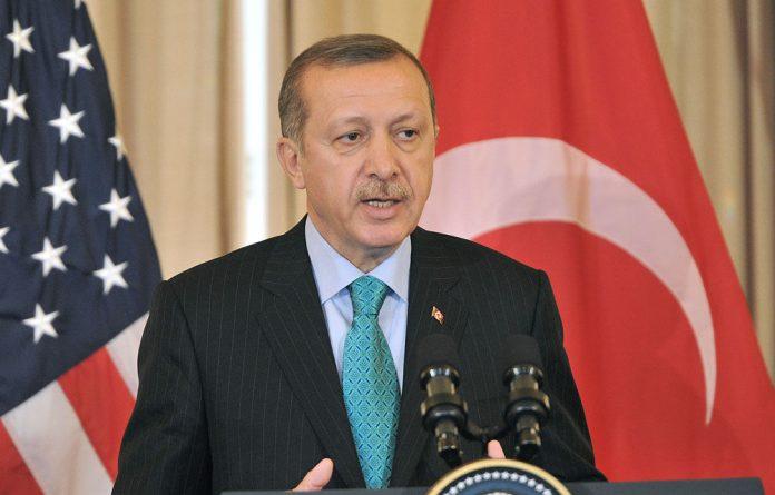 Recep Tayyip Erdoğan.