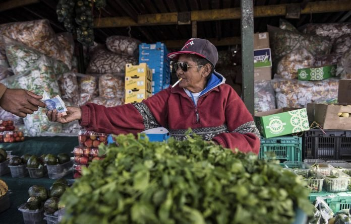 Desired: Fresh produce is found at a variety of places such as a roadside stall in Gatesville