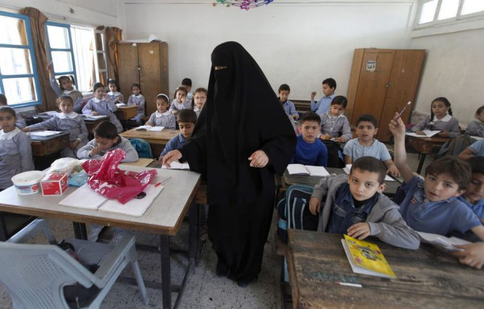 Gaza boys and girls will be prevented from studying alongside each other from the start of the new school year in September.