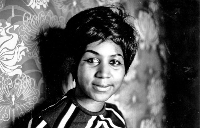 Queen: Aretha Franklin set a blueprint for future women musicians by taking charge of her sound. Photo: Express Newspapers/Getty Images