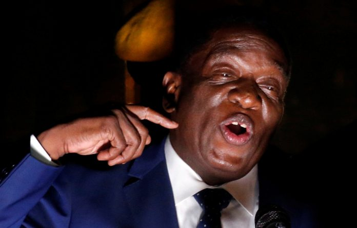 'You say Zanu-PF kills? It doesn't. It destroys' - video of intimidation